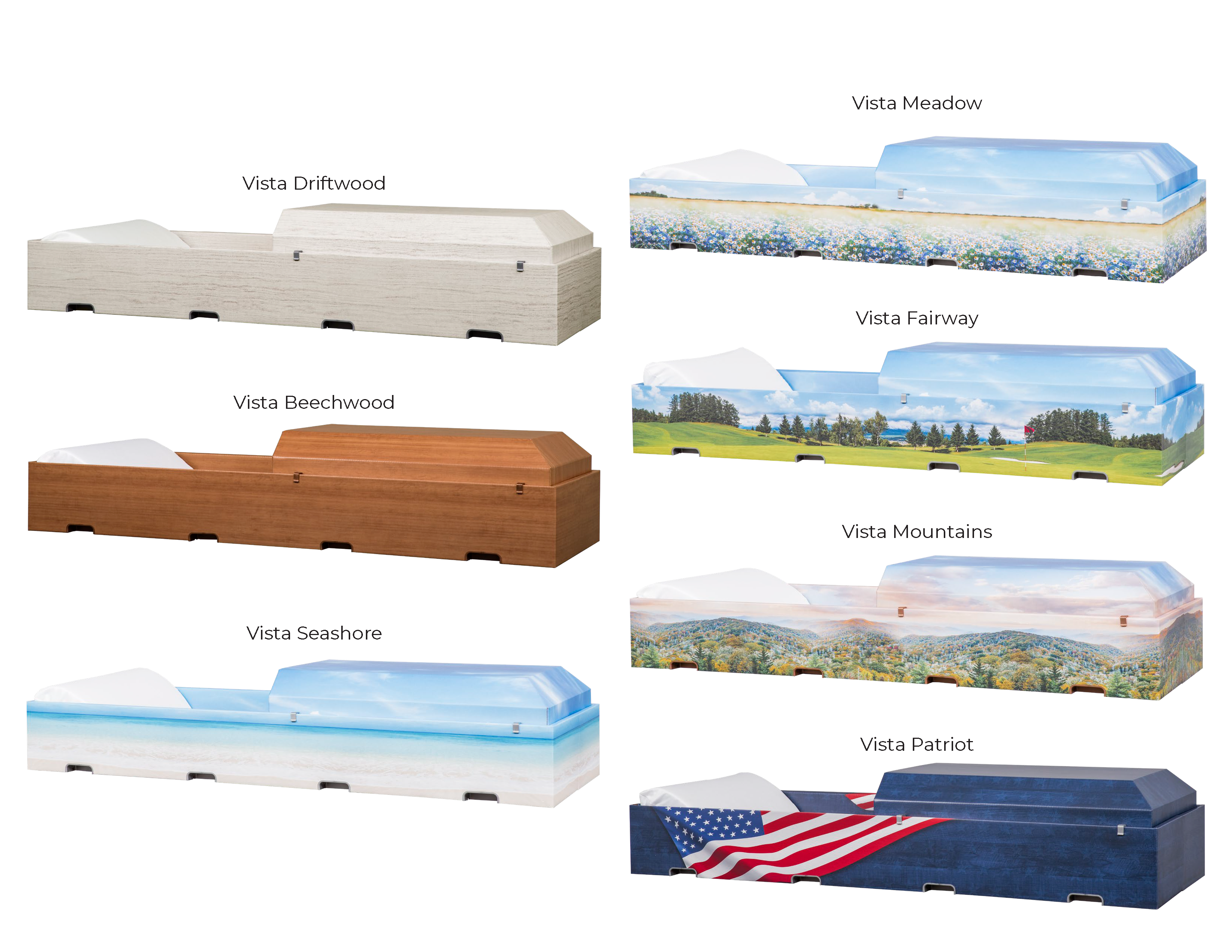 Starmark Cremation Products' new Artisan line