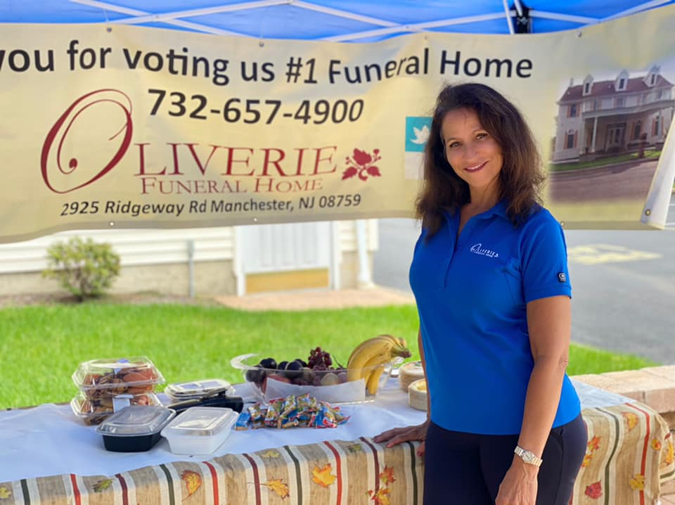 Oliverie Funeral Home flu clinic 2020