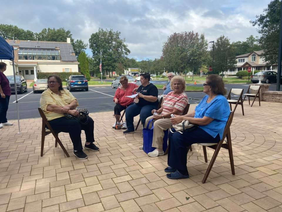 Oliverie Funeral Home flu clinic 2021