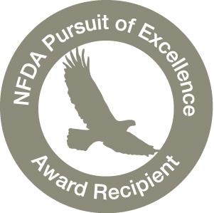NFDA Pursuit of Excellence