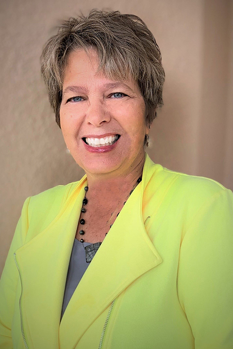 Nancy Weil, OGR Member Resources Director
